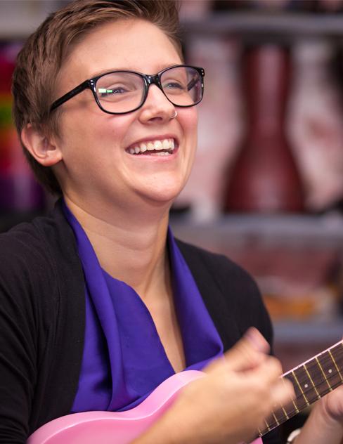 Hannah Glasson-Darling, MT-BC
