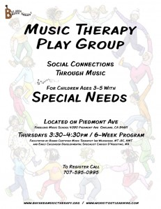 Music Therapy Play Group Sept 2012