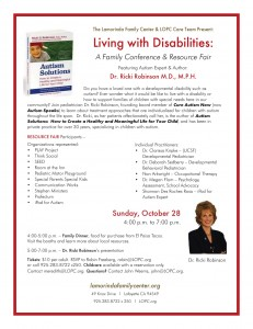 Disabilities Conference and Resource Fair