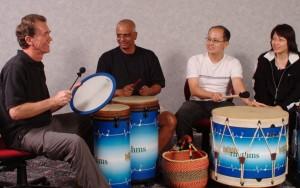 REMO HealthRHYTHMS Drumming